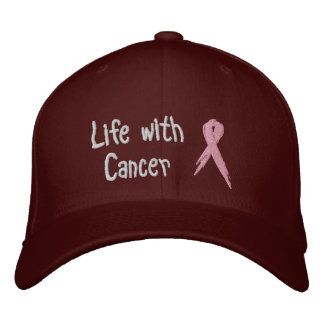 LifeWithCancer.org hat