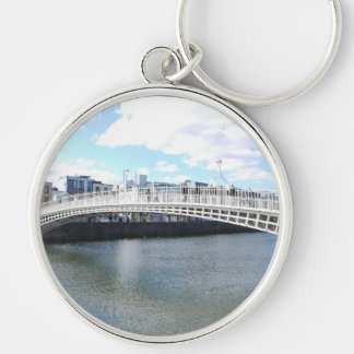 Liffey Bridge - Ha'penny Bridge Keychain