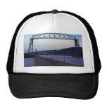 Lift Bridge in the morning Trucker Hat
