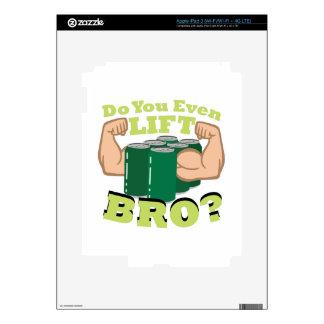 Lift Bro? iPad 3 Skin