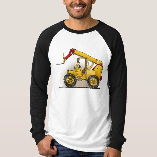 Lift Construction Adult Shirt