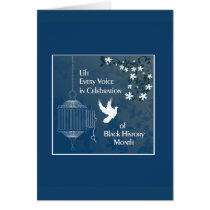 Lift Every Voice BHM Notecards Card