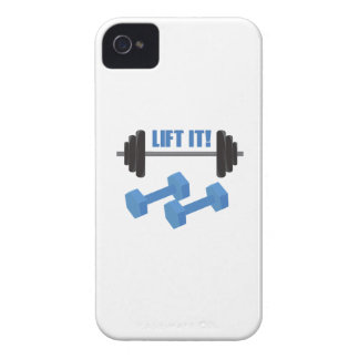 Lift It iPhone 4 Covers
