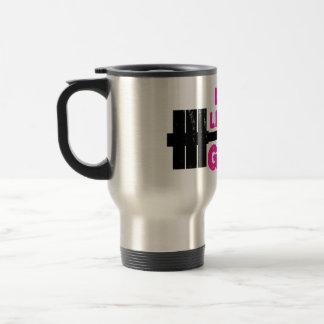 Lift Like A Girl Travel Mug