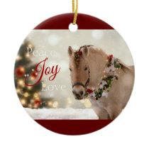 Lift Me Up! 2020 Holiday Ornament - Delfinia