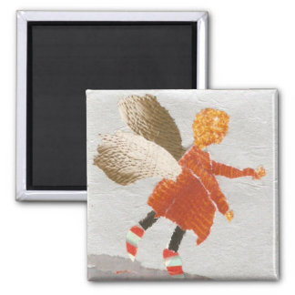 Lift Off 2 Inch Square Magnet