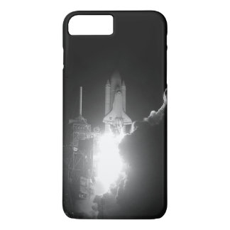 Lift off Black and White iPhone 7 Plus Case