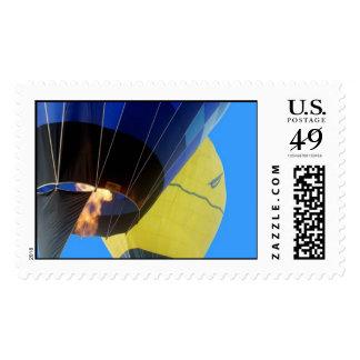 Lift Off I (stamp)