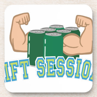 Lift Session Drink Coaster
