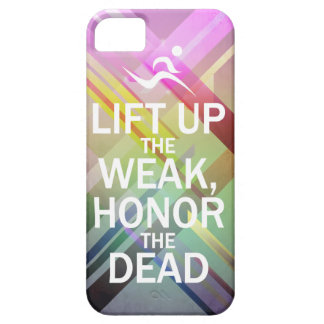 Lift Up the Weak, Honor the Dead - Case