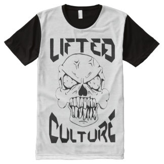 Lifted Culture All-Over-Print T-Shirt