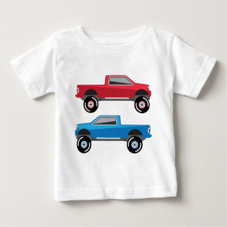 Lifted Pickup Truck Infant T-shirt