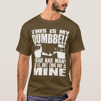 Lifter's Creed - Dumbbell Shirt
