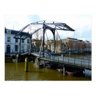 Lifting bridge, Amsterdam Postcard