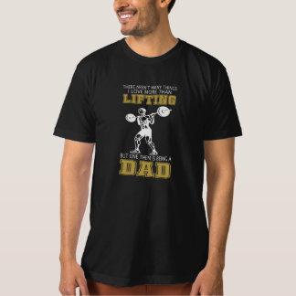 Lifting Dad T-Shirt