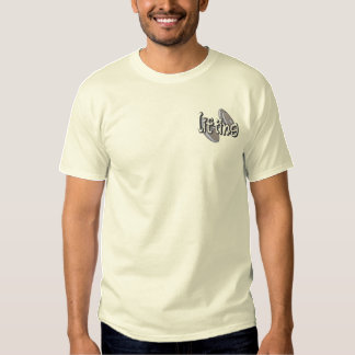Lifting Embroidered T-Shirt
