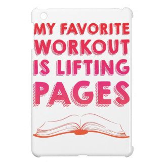 Lifting Pages iPad Mini Case