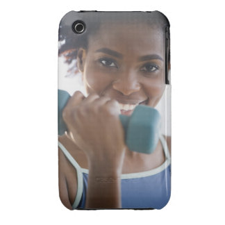 Lifting Weights iPhone 3 Cover