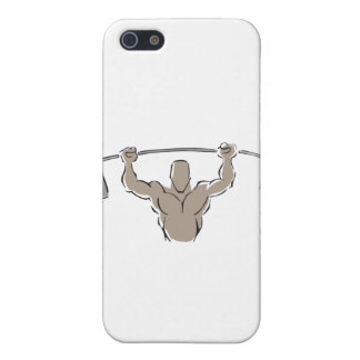 Lifting Weights iPhone SE/5/5s Case