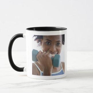 Lifting Weights Mug