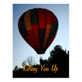 Lifting You Up Postcard