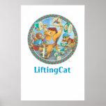 LiftingCat Poster