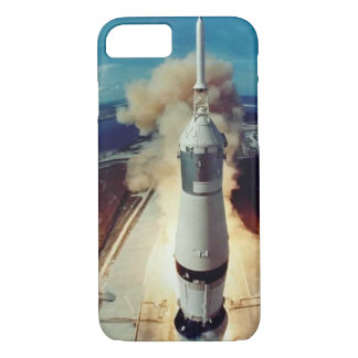 Liftoff!  Phone Case - Apollo 11