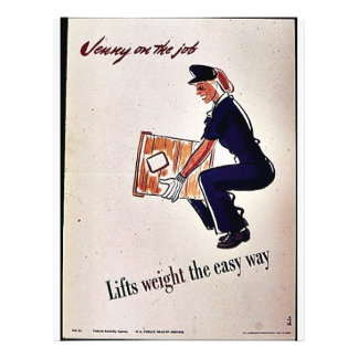 Lifts Weight The Easy Way Flyer
