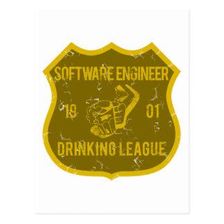 Liga de consumición de la Software Engineer Postal