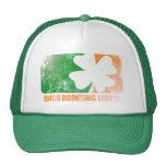 Liga de consumición irlandesa gorras
