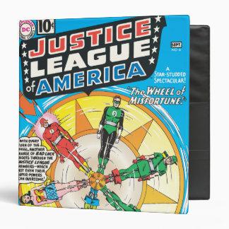 Liga de justicia del problema #6 - sept. de Améric