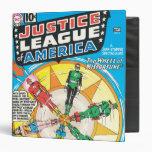 """Liga de justicia del problema #6 - sept. de Améric Carpeta 1 1/2"""""""