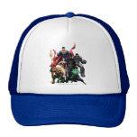 Liga de justicia - grupo 2 gorra