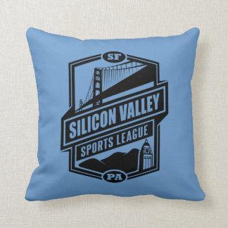 Liga de los deportes de Silicon Valley Almohadas