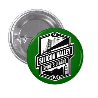 Liga de los deportes de Silicon Valley Pins