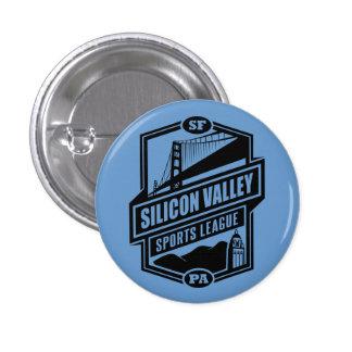 Liga de los deportes de Silicon Valley Pin
