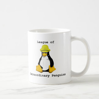 Liga de los pingüinos extraordinarios 2 taza clásica