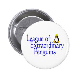 Liga de los pingüinos extraordinarios 4