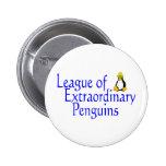 Liga de los pingüinos extraordinarios 4 pin