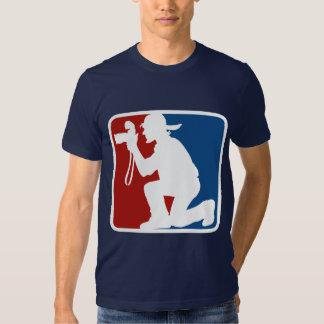Liga del fotógrafo camisas