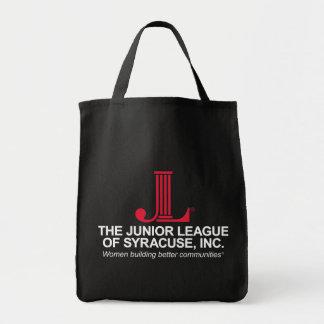 Liga menor del tote de Syracuse Bolsa Tela Para La Compra