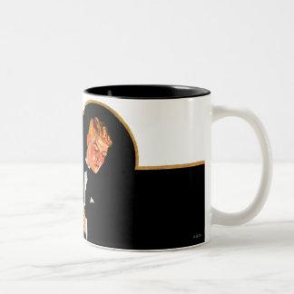 Liga perdida tazas de café