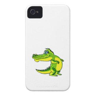 Ligar el cocodrilo iPhone 4 protector