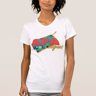 Ligas de la piscina de APA Camisetas