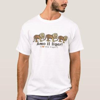 liger_italian_1 T-Shirt