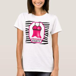 LIGERIE PARTY,LINGERIE SHOWER T-Shirt