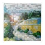 ligero llamándole azulejos ceramicos