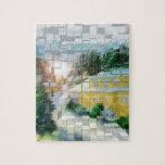 ligero llamándole puzzle con fotos