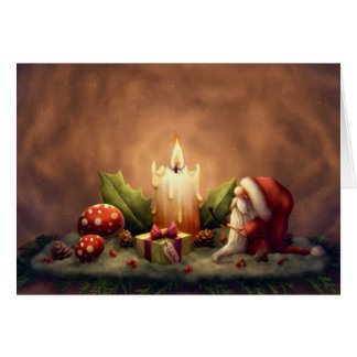 Light a Candle Card
