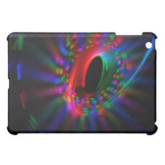 light abstract iPad mini cases